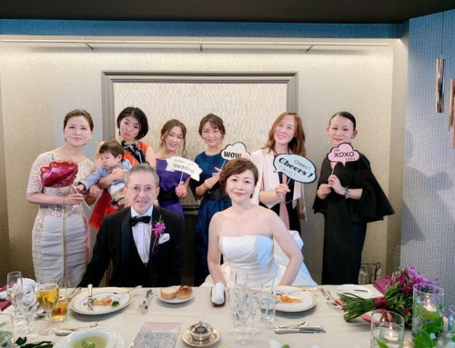 【大人の結婚式】およばれコーデ