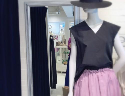ショッピング同行/女性デザイナーさまプロデュース